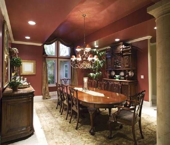 formal dining rooms 2012