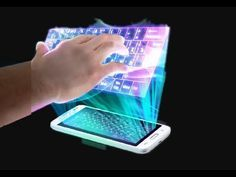 Turn Your Smart Phone Into A 3D Hologram | - YouTube