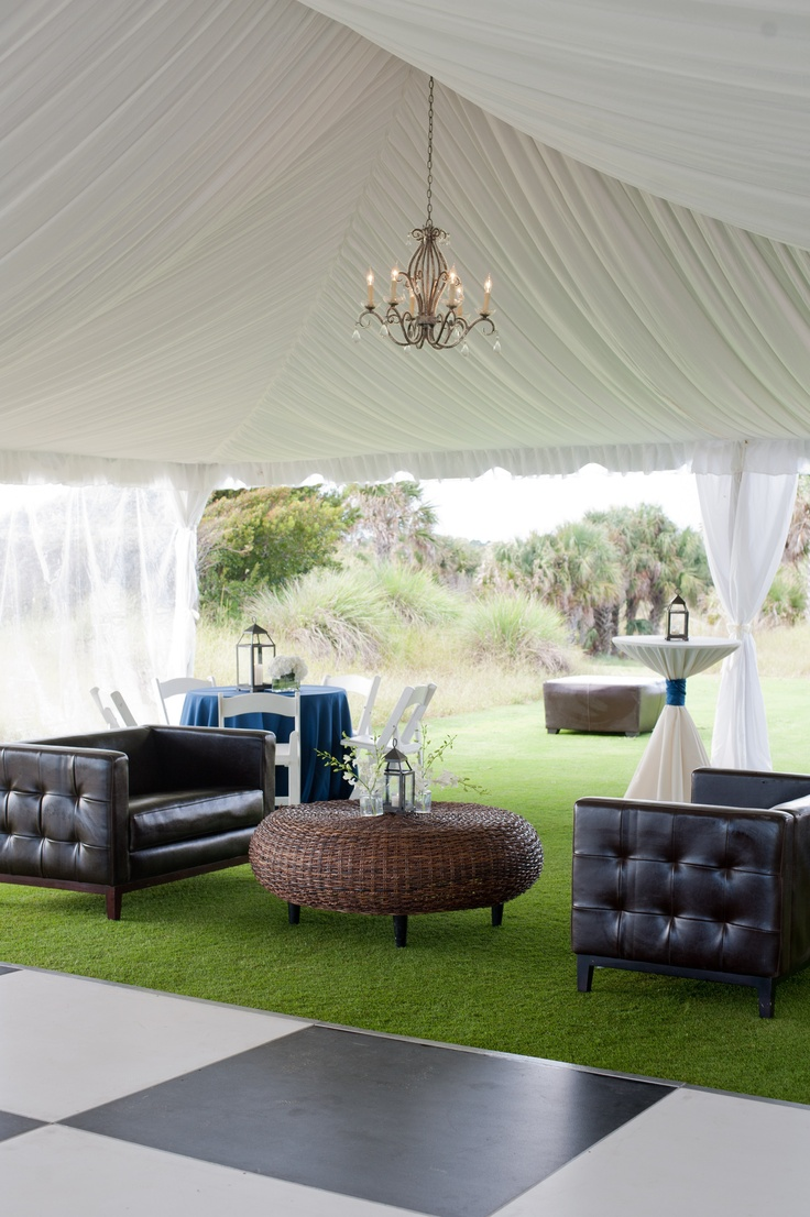 Wonderful wedding party tent decoration ideas love the for Outdoor party tent decorating ideas