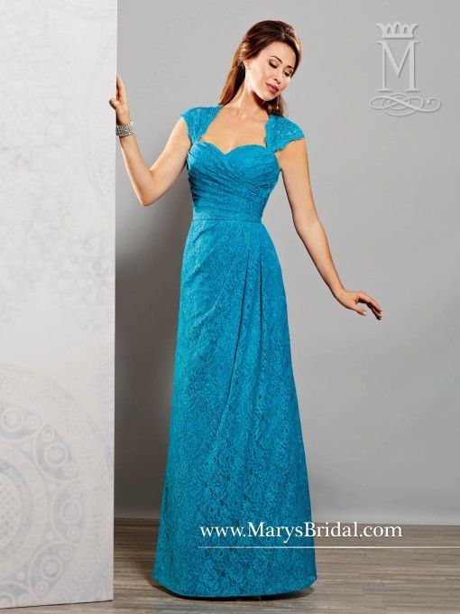 Lace Mother of the Bride Gown M2700