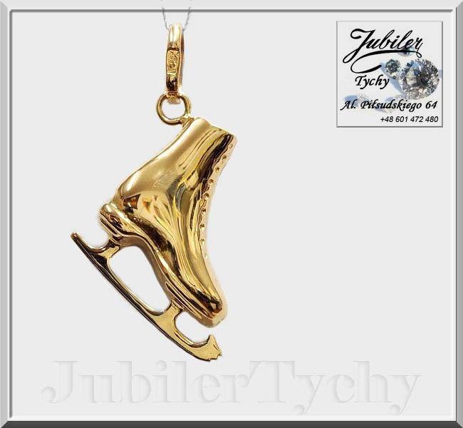 Złoty wisiorek łyżwa figurowa dwustronna ⛸️🏆⛸️💎 #Złoty #wisiorek #łyżwa #figurowa #dwustronna #Złoto #Au585 #złote #wisiorki #złota #biżuteria #łyżwiarstwo #figurowe #złote #łyżwy #jubilertychy #Gold #skate #jazda na #łyżwach #skating #Jubiler #Tychy #Jeweller #Pracownia #Złotnicza w #Tychach #Tyski #Złotnik #Zaprasza #Promocje : ➡ jubilertychy.pl/promocje 💎