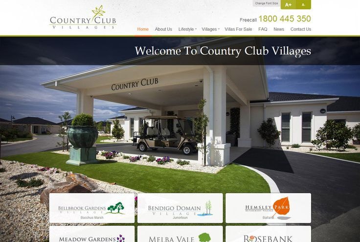 Country Club Villages