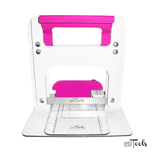 LC Slicer - magenta | This version is out of stock, see and order other versions here: LC Store EU http://www.lucyclaystore.com/en/41-lc-slicer or LC Store USA: http://www.lucyclaystore.com/usa/53--lc-slicer | For more information, please visit www.lucyclayslicer.com