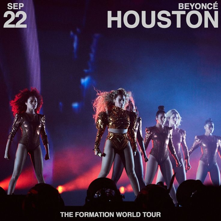 Beyoncé Formation World Tour NRG Stadium Houston Texas 22nd September 2016