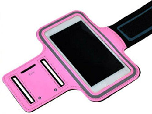 "myLife Taffy Pink + Jade Black {Rain Resistant Velcro Secure Running Armband} Dual-Fit with Key Slot Jogging Arm Strap Holder for Sony Xperia Z2 and Z3 ""All Ports Accessible"" myLife Brand Products http://www.amazon.com/dp/B00UM4HL0G/ref=cm_sw_r_pi_dp_nWbjvb0JTM05V"