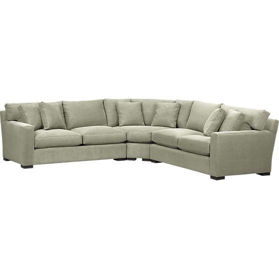 Axis II Left Arm Apartment Sofa. Most Comfortable ...