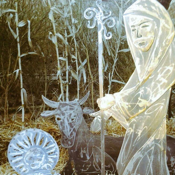 Nativity Scene in #sovana #sorano #maremma #Toscana#christmas