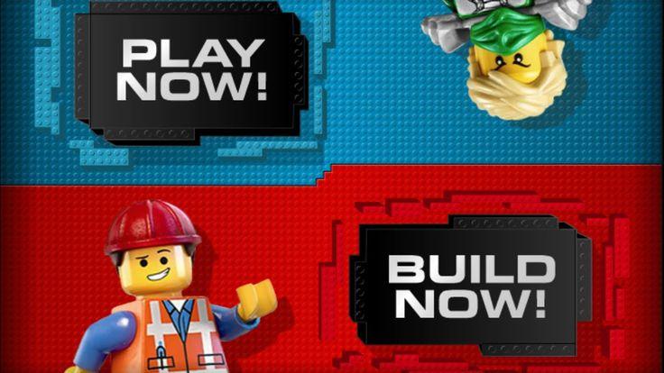 LEGO - Game Creator - SUBSCRIBE
