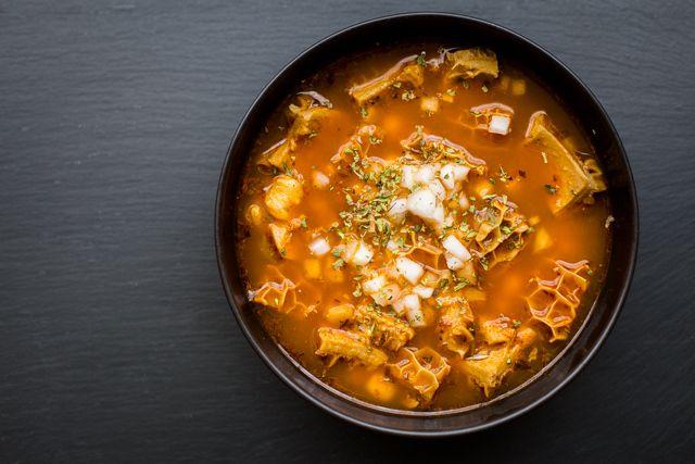 Mexican Tripe Soup (Pancita/Menudo) | Dinner - Entrees ...