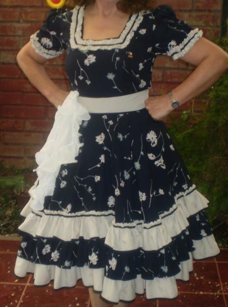 Cueca dress. Still want.