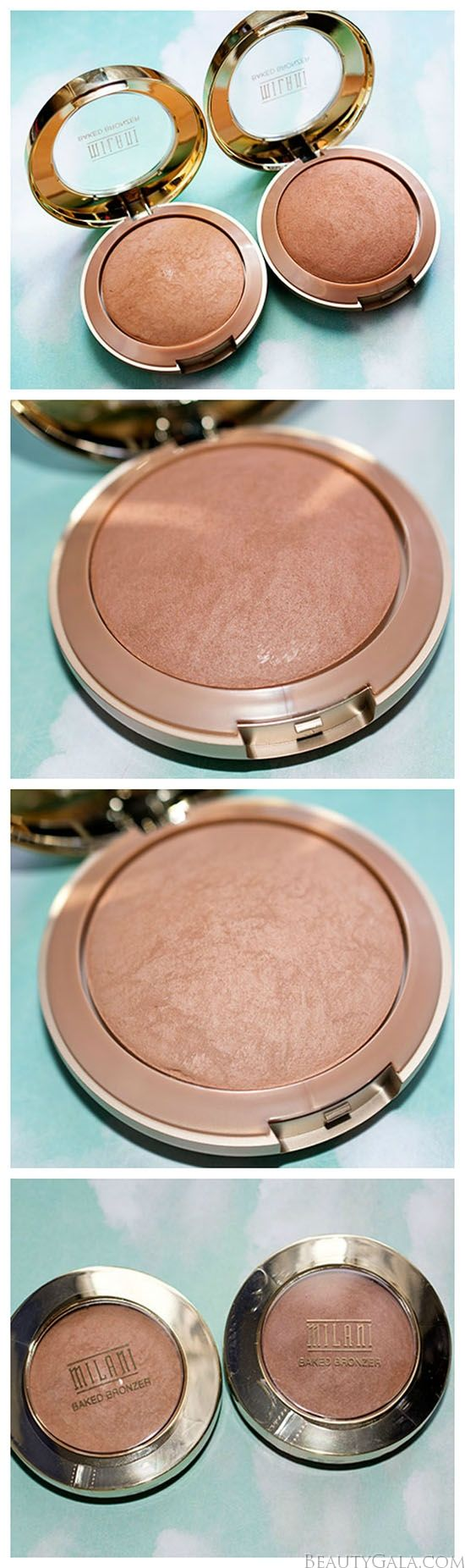 Limited edition, MATTE Milani Bronzers for Summer 2014. Affordable and pigmented! @Milani Cosmetics