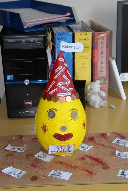 Die tax-eier