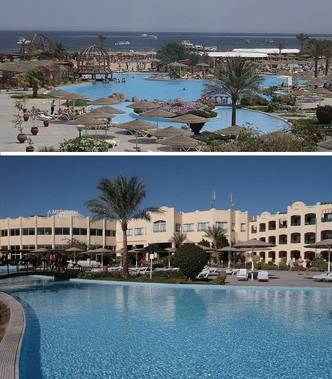 Beautiful Le Meridien Hurghada located in Egypt truly has something to boast about at the Le Meridien