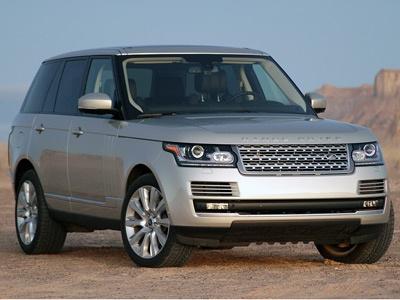 2014 Range Rover gets new V6 engine