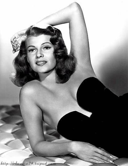 Rita Hayworth (goddess)                                                       …