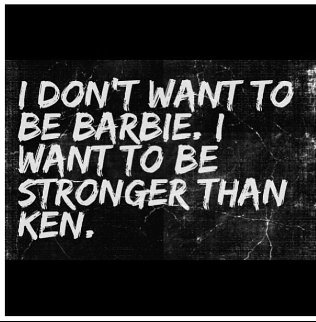 Crossfit.. Kinda funny since they call me ken ;)
