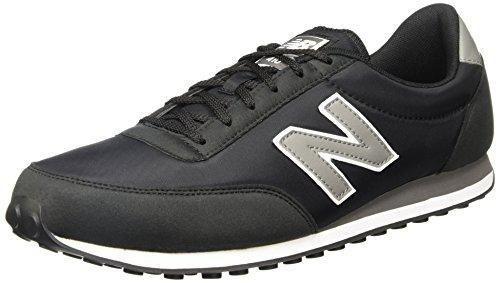 Oferta: 75€ Dto: -35%. Comprar Ofertas de NEW BALANCE U410 CLASICO - Zapatillas de deporte para adultos unisex, color negro, talla 44 barato. ¡Mira las ofertas!