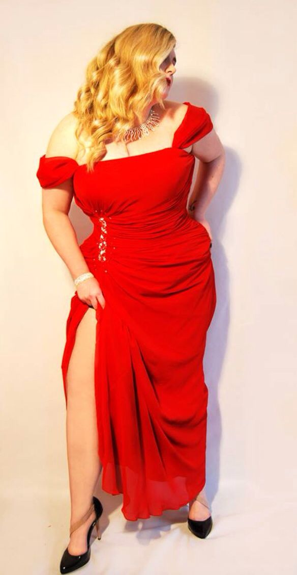 Homage to Jessica Rabbit
