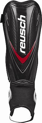 Reusch #meister pro hockey #sports shinpads leg #protecting shin guards black,  View more on the LINK: 	http://www.zeppy.io/product/gb/2/162102959905/