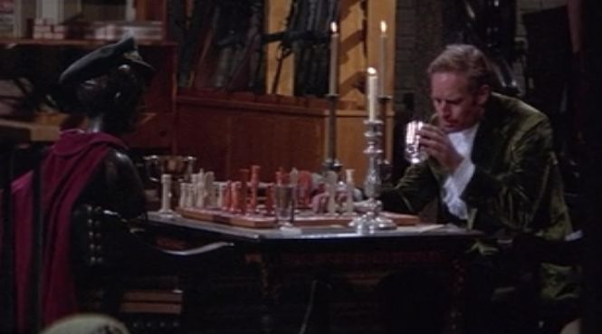 Quot The Omega Man Quot 1971 Chess In Movies Pinterest