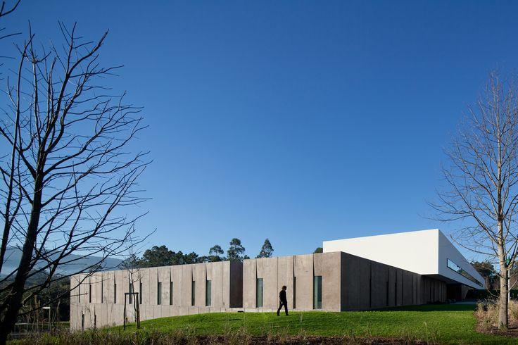 Escola Superior de Desporto de Melgaço / Pedro Reis Arquitecto