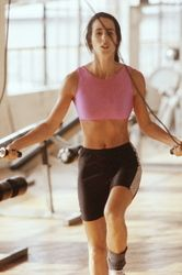 Mini-workouts - Short burst, intense workouts - studies show that they are more effective