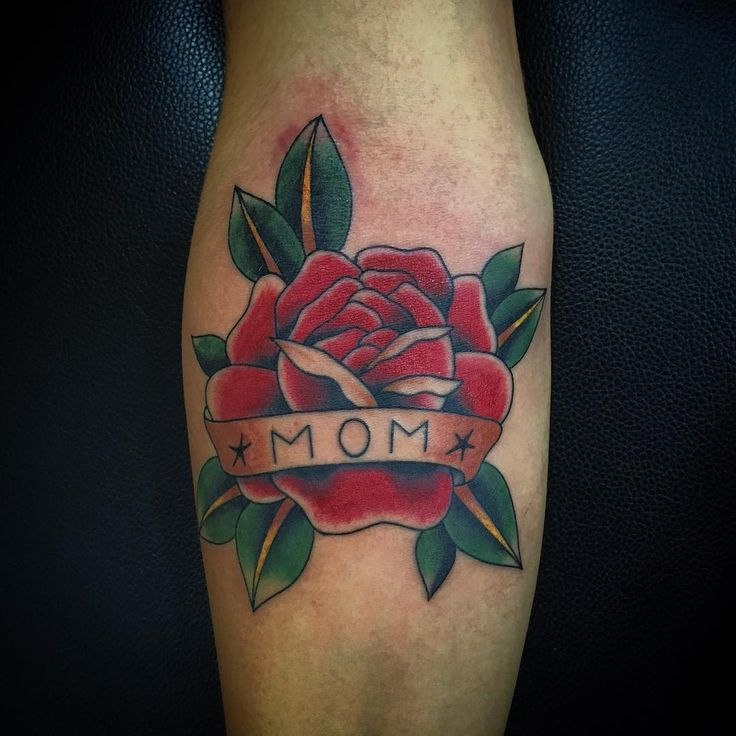 Tattoo For Mother's Followers