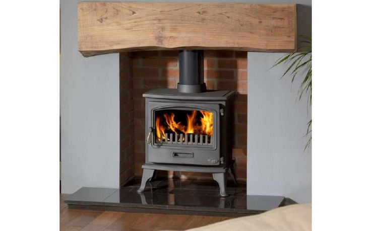 Tiger Clean Burn Multi Fuel Stove