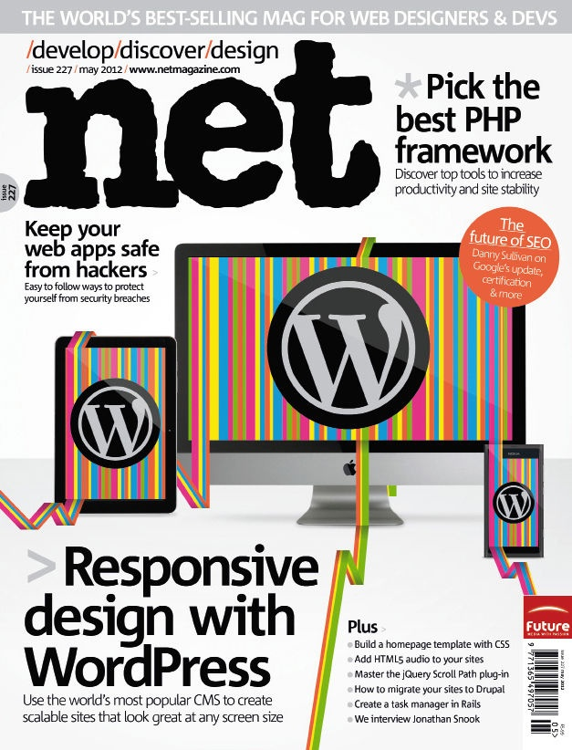 how to create a web magazine