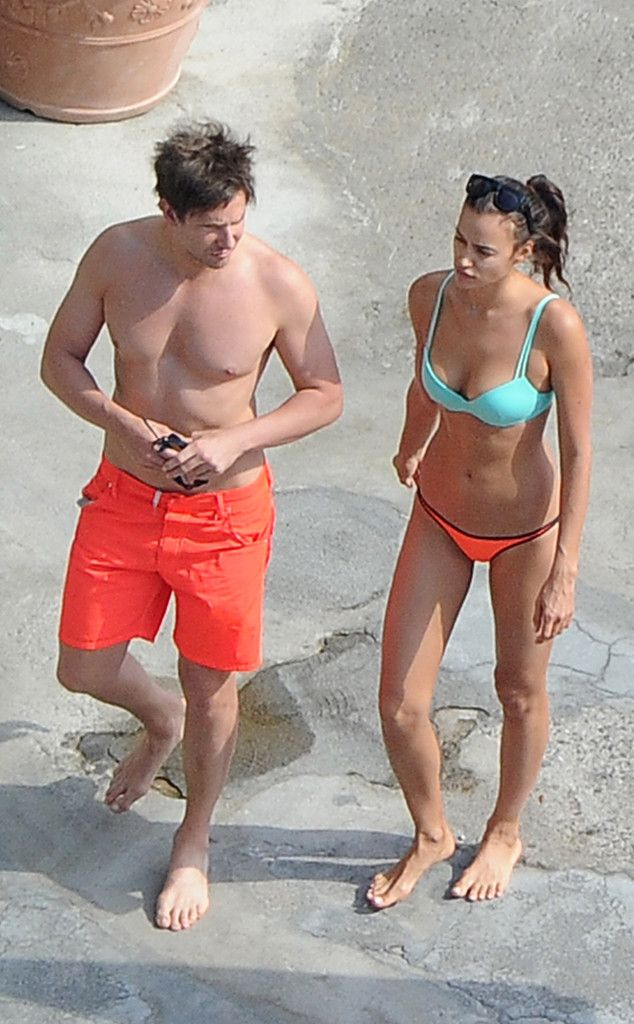 Hot Bods from Bradley Cooper & Irina Shayk's Hot Romance They even color-coordinated!
