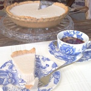My husband's favorite dessert: coconut cream pie! 100% paleo AND autoimmune protocol friendly!