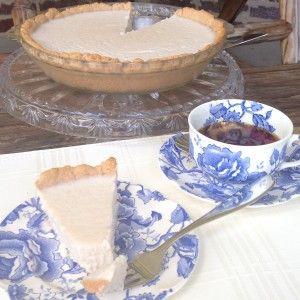 He won't know it's paleo. - Coconut Cream Pie