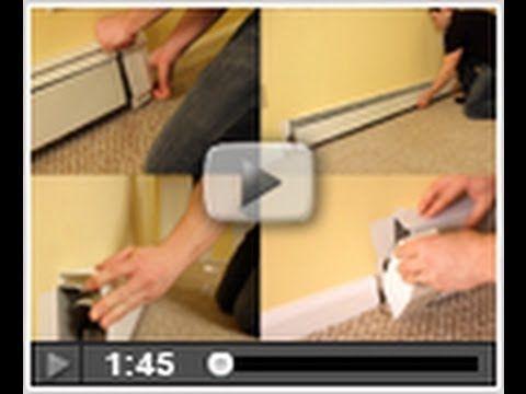 diy baseboard heater covers bob vila - Hydronic Baseboard Heaters
