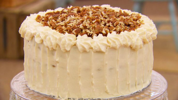 Get Paul's recipe for a Carrot and Pecan Cake from Season 3 of the Great British Baking Show on PBS Food.