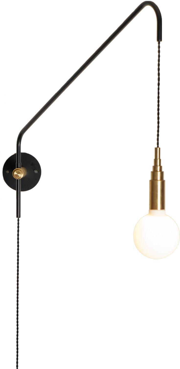 tube et platine ronde en acier laqu noir fil lectrique torsad tiss noir syst me de. Black Bedroom Furniture Sets. Home Design Ideas