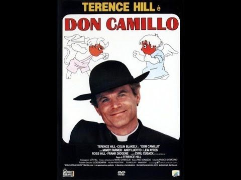 Terence Hill ☆ Films ☆ Don Camillo  ☆ By Skutnik Michel