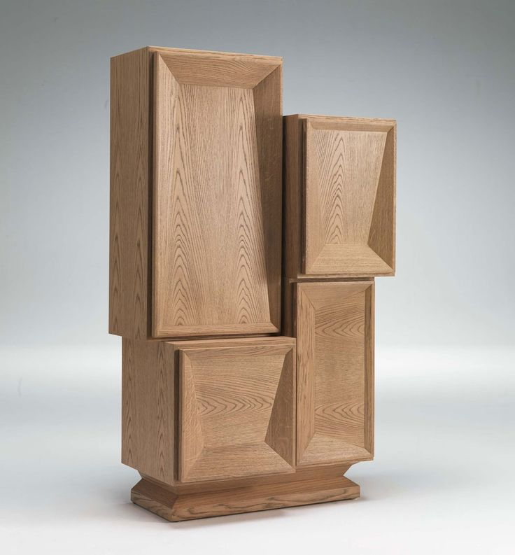 modern cabinet from the Lui Collection by Fratelli Boffi