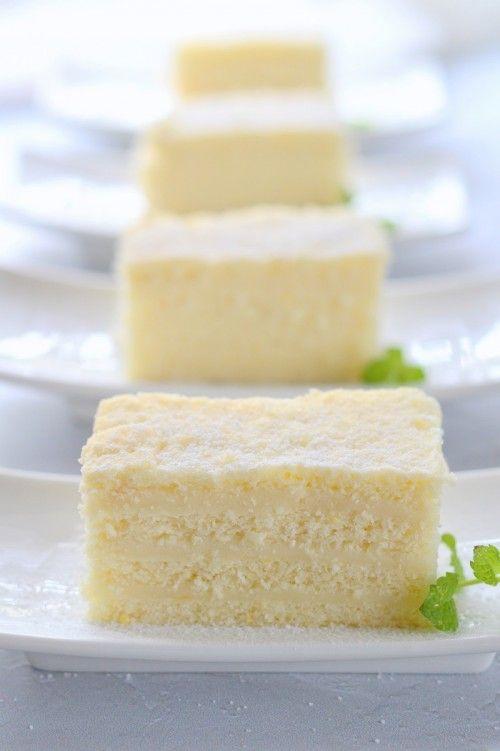 Hófehérke sütemény recept