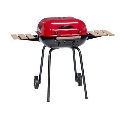 Meco Swinger Portable Charcoal Grill