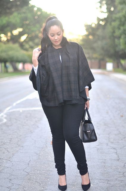 Plus Size Fashion via http://girlwithcurves.tumblr.com - Become curvysational ! Visit and join http://curvysation.com for fashion and lifestyle news !