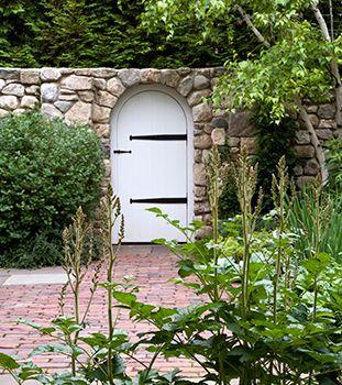 153 best garden gateway arches images on pinterest for Hoerr schaudt landscape architects