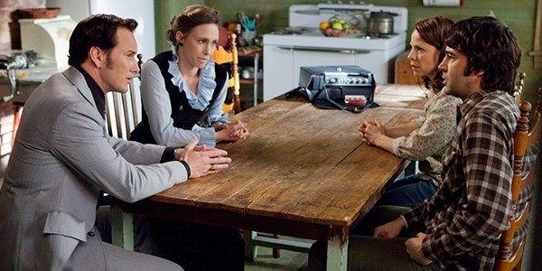 """Assista ao novo trailer do filme """"Invocação do Mal"""" http://cinemabh.com/trailers/assista-ao-novo-trailer-do-filme-invocacao-do-mal"""