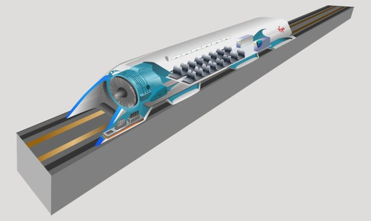 Hyperloop Transportation Technologies could have a system up and running in India within the next few years.