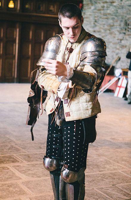 Inside The Violent, Geeky World Of Hardcore International Medieval Combat