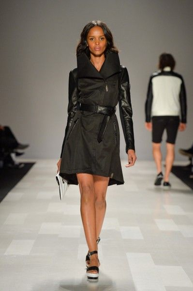 Toronto Fashion Week: Rudsak SS'14 - FLARE