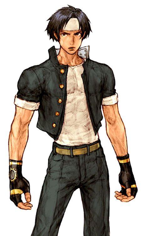 Kyo Kusanagi (Capcom vs SNK 2:Mark of the Millennium 2001) Artist: Kinu Nishimura