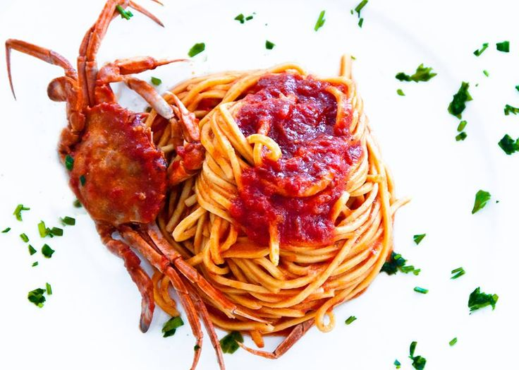 Uno dei piatti dell'Hotel Cirillo.