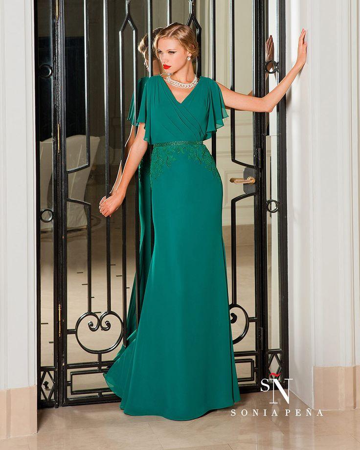 Uno de mis vestidos favoritos de Sonia Peña . Ref: 1160028