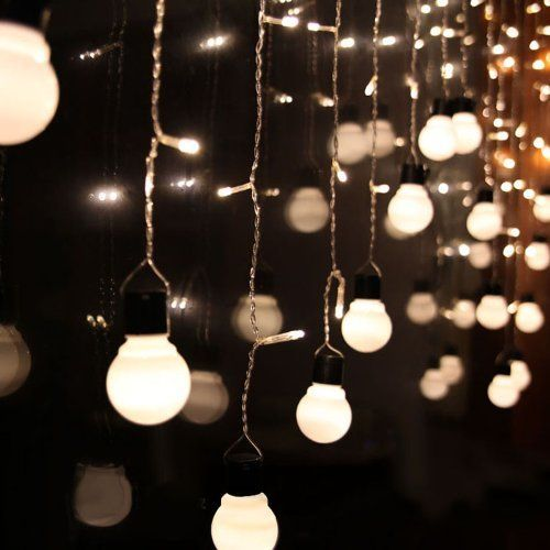 We Install Fairy Lights: 30 Best Images About Fairy Lights On Pinterest