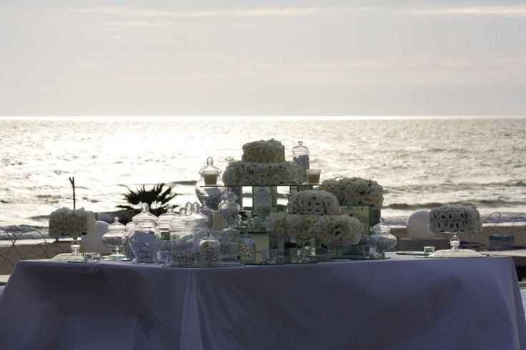 Matrimonio in spiaggia a Napoli. L'atmosfera romantica a pochi passi da casa